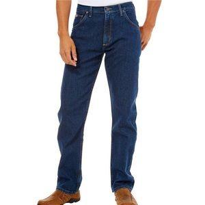Wrangler Mens Advanced Comfort Jeans